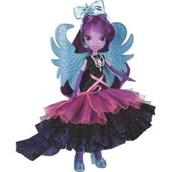 Lalka HASBRO My Little Pony Equestria Girls Lalka Super Twilight Sparkle A8059