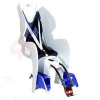 Foteliki rowerowe, Fotelik rowerowy BIKE-GP blue