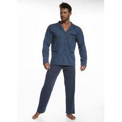Cornette Classic 114/38 Niebiesko-granatowa piżama męska