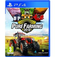 Gry na PS4, Pure Farming 2018 (PS4)