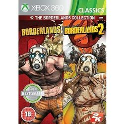 Borderlands 1&2 Bundle (Xbox 360)