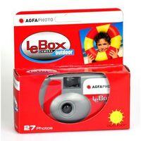 Aparaty analogowe, AGFA Aparat Jednorazowy 400/27 LeBox