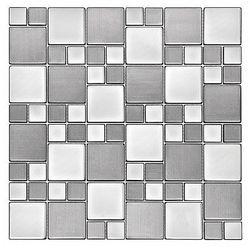 DUNIN Metallic mozaika metal Dinox Dual Mix