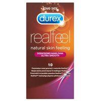 Prezerwatywy, Durex Real Feel dodatkowo nawilżone (1 op. / 10 szt.)