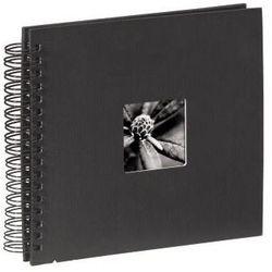 Hama Album FINE ART 36x32/50 czarna okładka/ czarne kartki