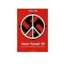 Unser kamf '68 gniewne spojrzenie w przeszłość (opr. broszurowa)