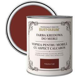 Farba kredowa do mebli Rust-Oleum podpalana cegła 0,75 l