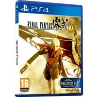 Gry na PS4, Final Fantasy Type-0 (PS4)