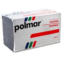 Polmar Płyta styropianowa Fasada grafitowa 033 100 mm