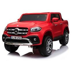 HECHT MERCEDES BENZ XMX606 RED SAMOCHÓD ELEKTRYCZNY AKUMULATOROWY TERENOWY AUTO JEŹDZIK POJAZD ZABAWKA DLA DZIECI promocja (--15%)