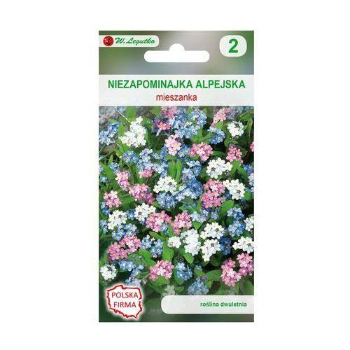 Nasiona, Niezapominajka alpejska MIESZANKA nasiona tradycyjne 0.5 g W. LEGUTKO