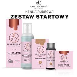 Zestaw Kursantki - Henna Pudrowa MINI