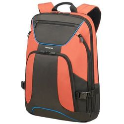 "Samsonite Kleur plecak miejski na laptopa 17,3"" / na tablet 10,1"" / pomarańczowo-szary - Orange / Anthracite"