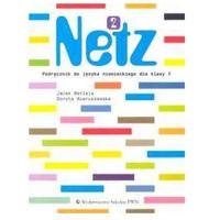 Książki do nauki języka, Netz 2. Język Niemiecki. Podręcznik + CD-ROM. Klasa 5. Szkoła Podstawowa
