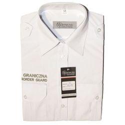 Koszula biała Straży Granicznej