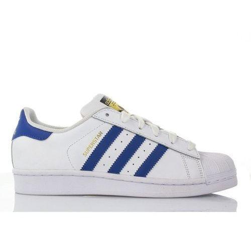 Damskie obuwie sportowe, Adidas Superstar J (S74944)