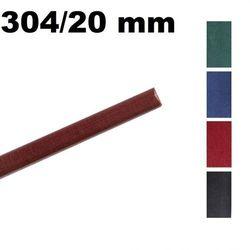 Kanały O.CHANNEL Classic 304 mm x 20 mm (do 190 kartek), niebieskie, 10 sztuk - Rabaty - Porady - Hurt - Negocjacja cen - Autoryzowana dystrybucja - Szybka dostawa