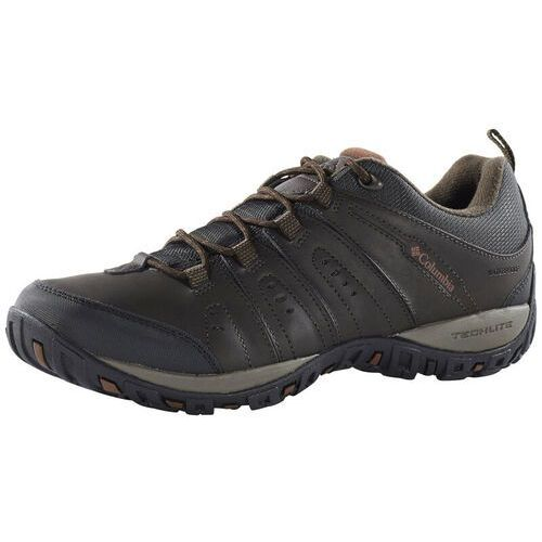 Pozostałe obuwie męskie, Columbia Woodburn II Buty Wodoodporne Mężczyźni, brązowy US 10   EU 43 2021 Buty turystyczne