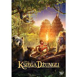 Księga dżungli (DVD) - Jon Favreau DARMOWA DOSTAWA KIOSK RUCHU