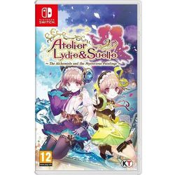 Atelier Lydie & Suelle: The Alchemists and the Mysterious Paintings NSwitch