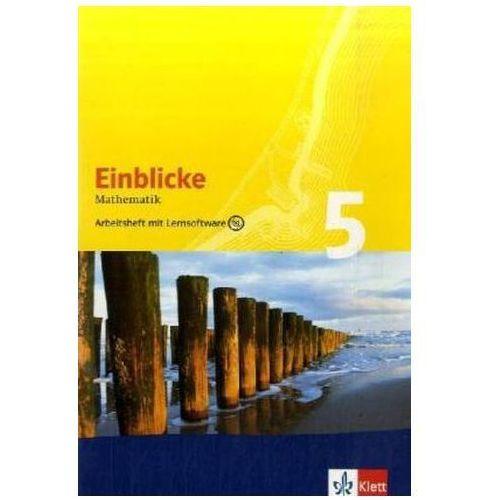 Pozostałe książki, 5. Schuljahr, Arbeitsheft m. CD-ROM Dorn, Matthias