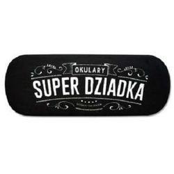 Etui na okulary Super Dziadek, vintage