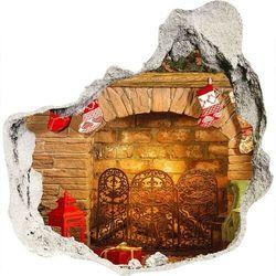 Samoprzylepna naklejka na ścianę Ozdoby świąteczne