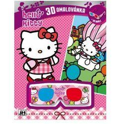 3D vymaľovanky/ Hello Kitty Hello Kitty