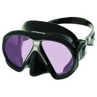 Maski, płetwy i fajki, Atomic SubFrame Arc (czarny silikon)
