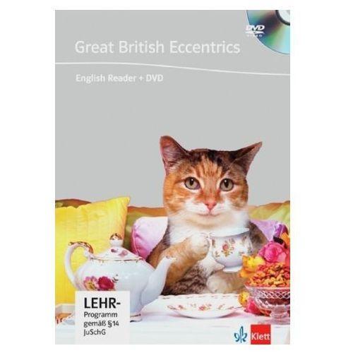 Pozostałe książki, Great British Eccentrics, w. DVD Smith, Rod