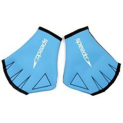 speedo Aqua Gloves niebieski S 2018 Akcesoria pływackie i treningowe Przy złożeniu zamówienia do godziny 16 ( od Pon. do Pt., wszystkie metody płatności z wyjątkiem przelewu bankowego), wysyłka odbędzie się tego samego dnia.