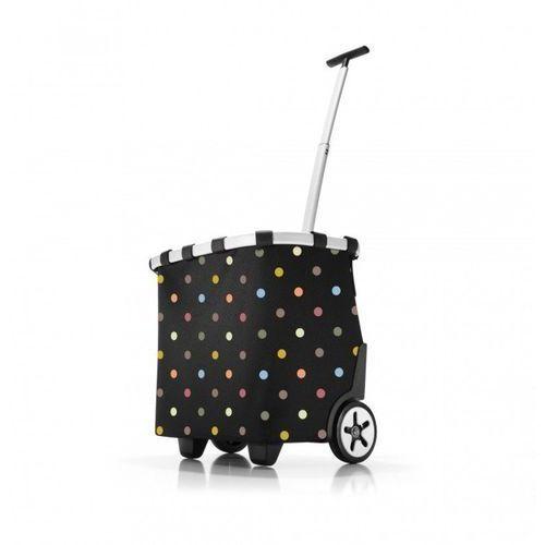 Wózki na zakupy, Reisenthel Carrycruiser wózek na zakupy / ROE7009 - Dots