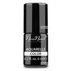 NeoNail - Aquarelle Color - Lakier Hybrydowy - 6 ml - 5505-1 - Lavender Aquarelle