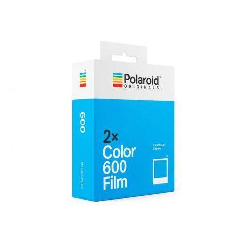 Pozostała fotografia, Polaroid Originals 600 Color dwa wkłady do aparatu Polaroid z białymi ramkami