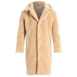 Topman CAMEL NORRIS SHRLING Płaszcz wełniany /Płaszcz klasyczny light brown