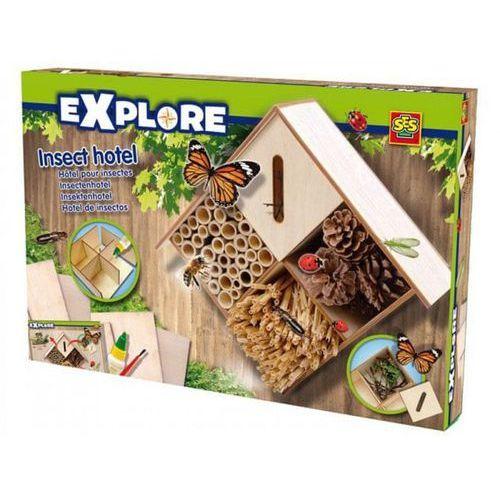 Kreatywne dla dzieci, SES Insects Hotel Tinkering