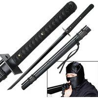 Broń treningowa, UNIKATOWY MIECZ NINJA Z DMUCHAWKĄ (R-001)