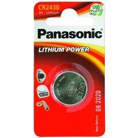 Baterie, Panasonic Bateria litowa CR2430 3V 2313
