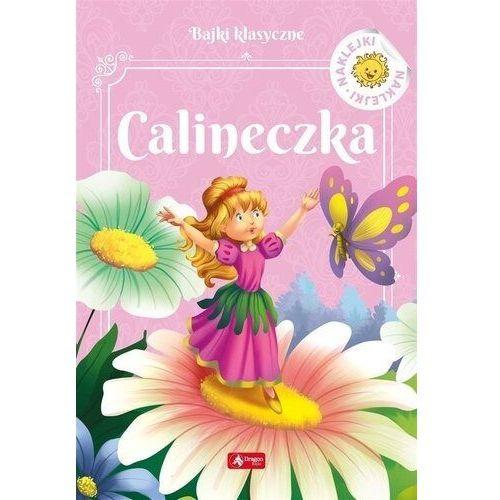 Książki dla dzieci, Calineczka (opr. miękka)
