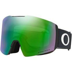 Oakley Fall Line XL Gogle zimowe Mężczyźni, matte black/prizm snow jade 2020 Gogle narciarskie