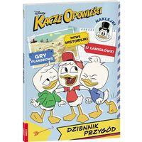Książki dla dzieci, Kacze opowieści Dziennik przygód ATE-1 (opr. broszurowa)