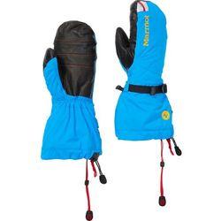 Marmot 8000 Meter Rękawiczki Mężczyźni, clear blue M 2020 Rękawiczki z jednym palcem
