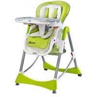 Krzesełka do karmienia, Krzesełko do karmienia Bistro Green - DARMOWA DOSTAWA!!!
