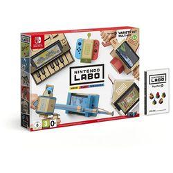 Nintendo Switch Labo Variety Kit / Switch - BEZPŁATNY ODBIÓR: WROCŁAW!