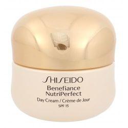 Shiseido Benefiance NutriPerfect SPF15 krem do twarzy na dzień 50 ml dla kobiet