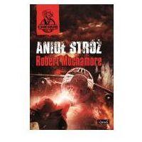 Książki kryminalne, sensacyjne i przygodowe, Anioł Stróż - Robert Muchamore (opr. broszurowa)