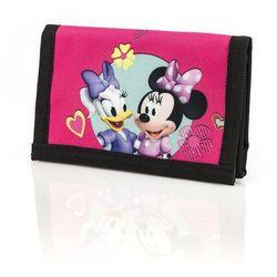 Myszka Minnie portfel dziecięcy 13 cm