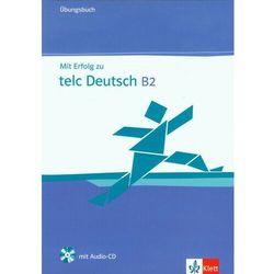 Mit Erfolg Zu Telc Deutsch B2 Ubungsbuch + Cd (opr. miękka)