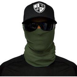 SA Co. Chusta Wielofunkcyjna Face Shield™ Tactical OD Green - Tactical OD Green