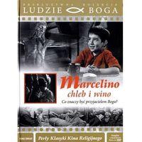 Pozostałe filmy, Ludzie Boga. Marcelino chleb i wino DVD + książka